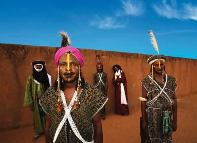Pirmą kartą pasaulyje Afrikos ir Azijos muzikos sintezė vienoje scenoje