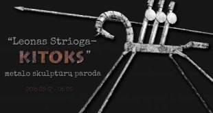 "PARODA ""LEONAS STRIOGA – KITOKS"""