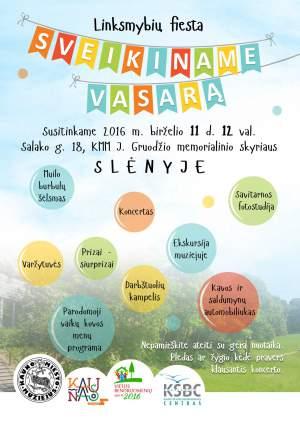 Kauno miesto muziejaus renginiai