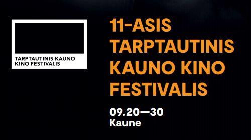 Nacionalinėje dailės galerijoje Tarptautinio Kauno kino festivalio programa