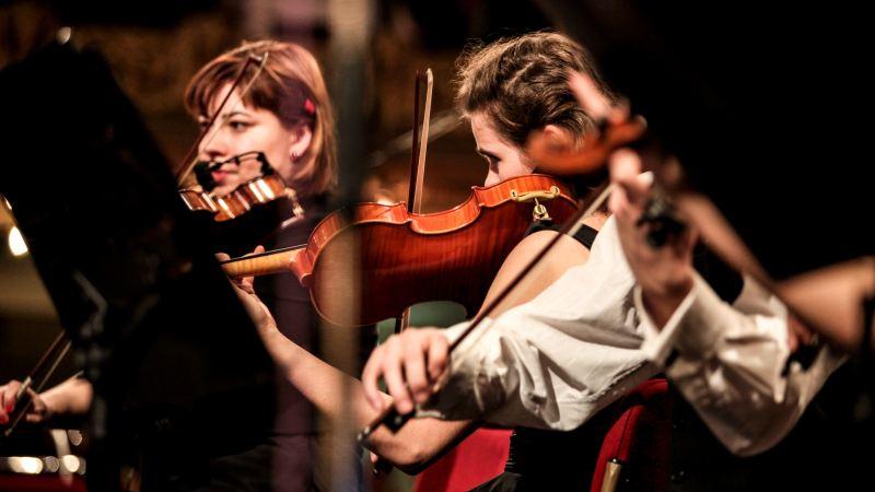 Kamerinio orkestro koncertas, skirtas paremti Kauno hospiso namus