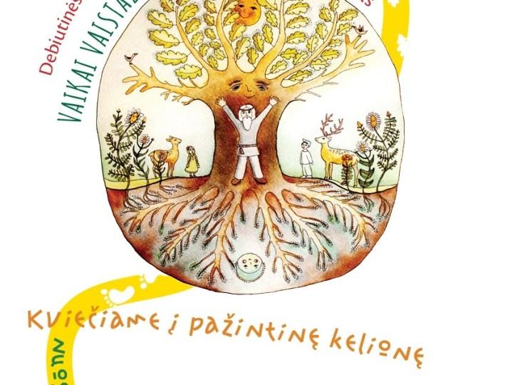 """Pristatoma debiutinė M. Lasinsko knyga """"Vaikai vaistažolių pasaulyje"""""""