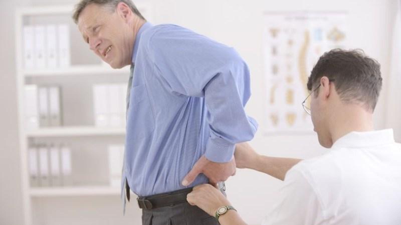 Kaip išvengti nugaros skausmo senatvėje?