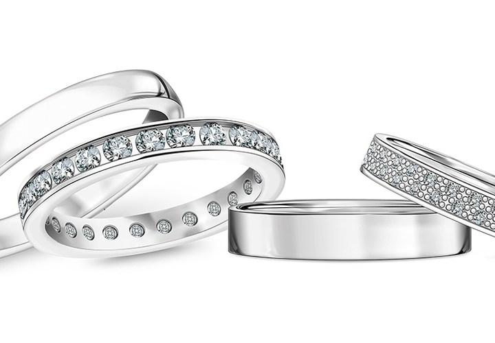 Patarimai renkantis vestuvinių žiedų stilių