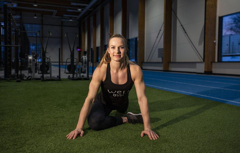 venytys kehonhuolto kuntosali well gym