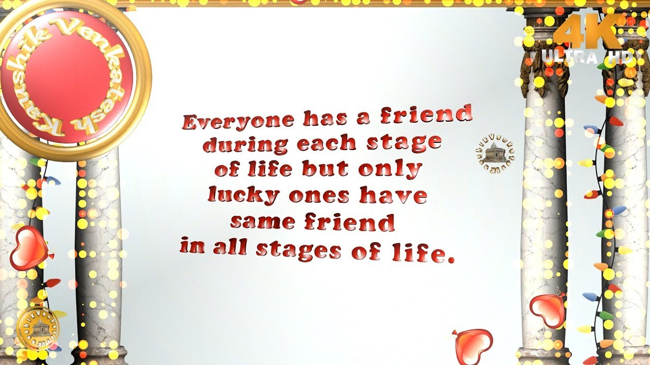 Quotes for friends