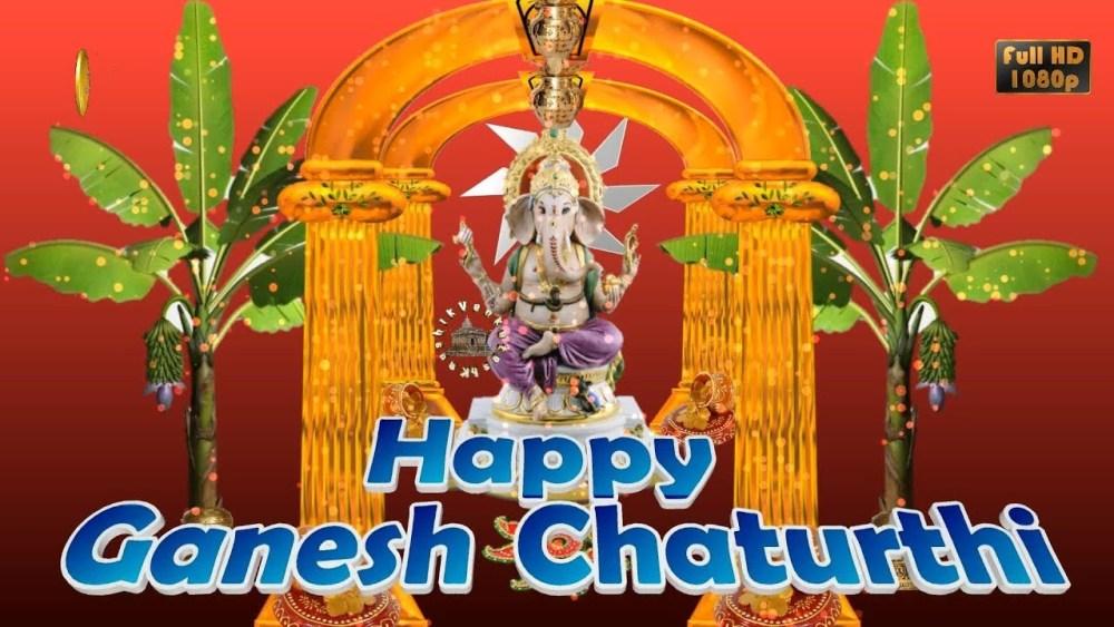 greetings for Ganesh Chaturthi festival
