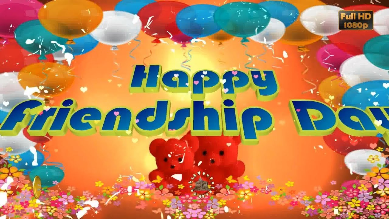 Video Greetings for Friendship Day event.