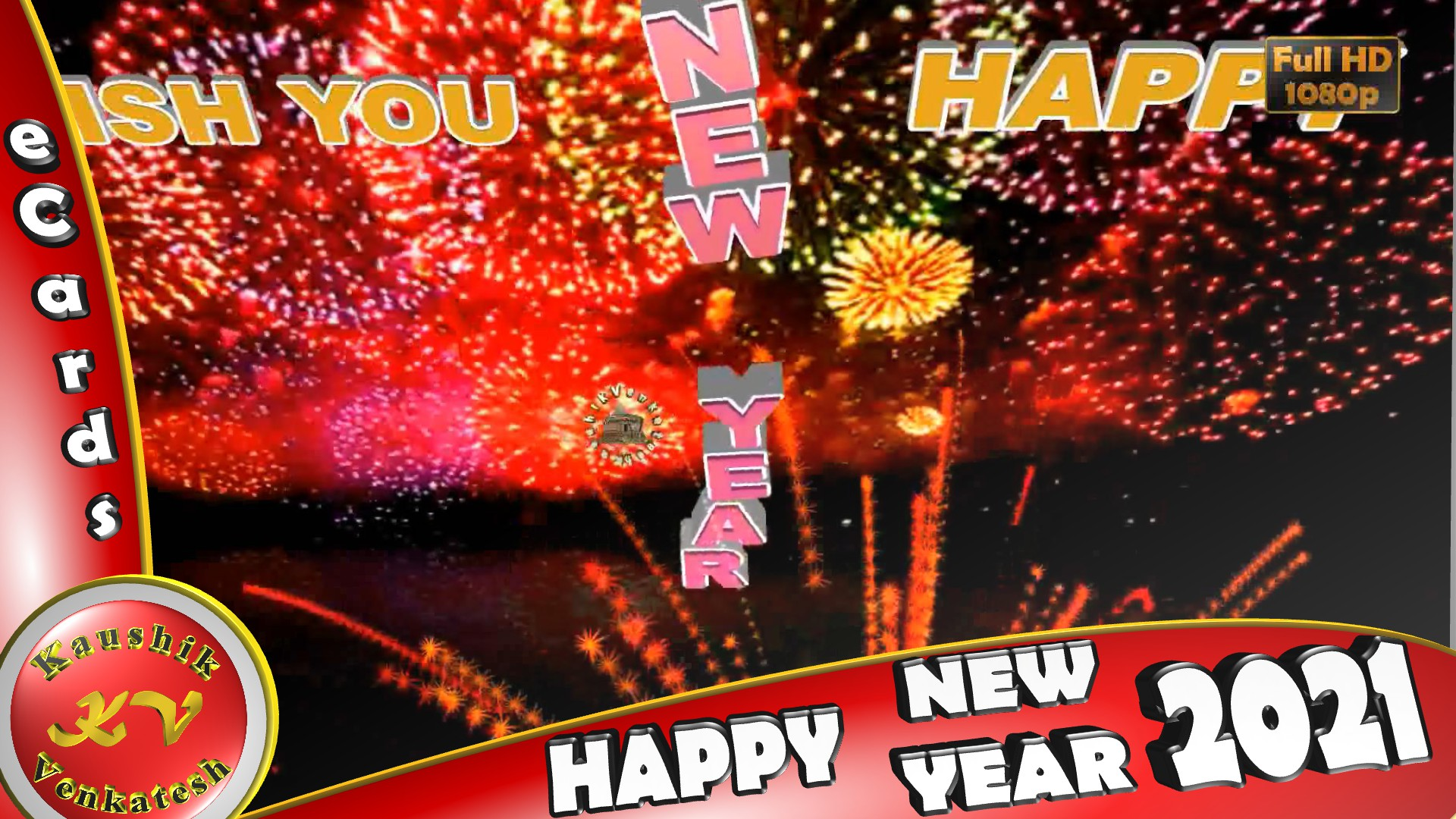 Greetings for Happy New Year