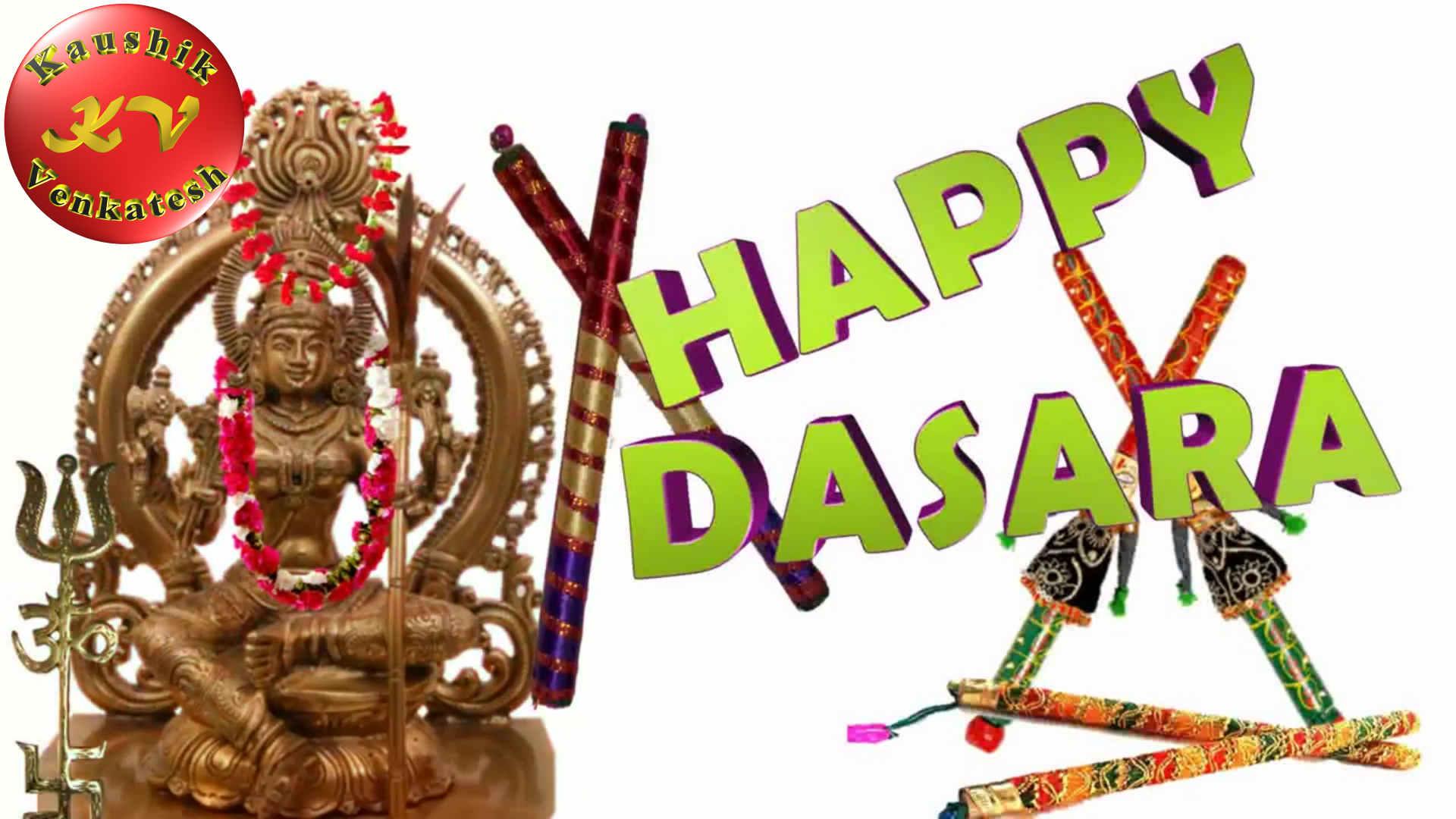 Greetings for Dasara Festival