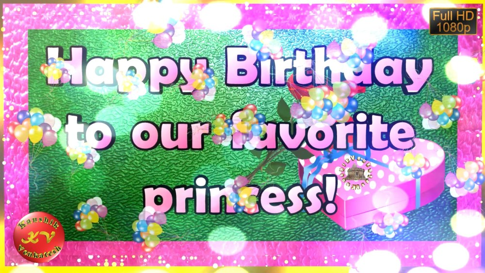 Greetings Image for the Special Occasion of Birthday. Happy Birthday Wishes Images for Daughter's Birthday.