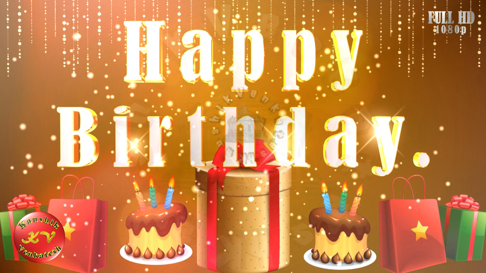 Wallpaper Image for Happy Birthday.