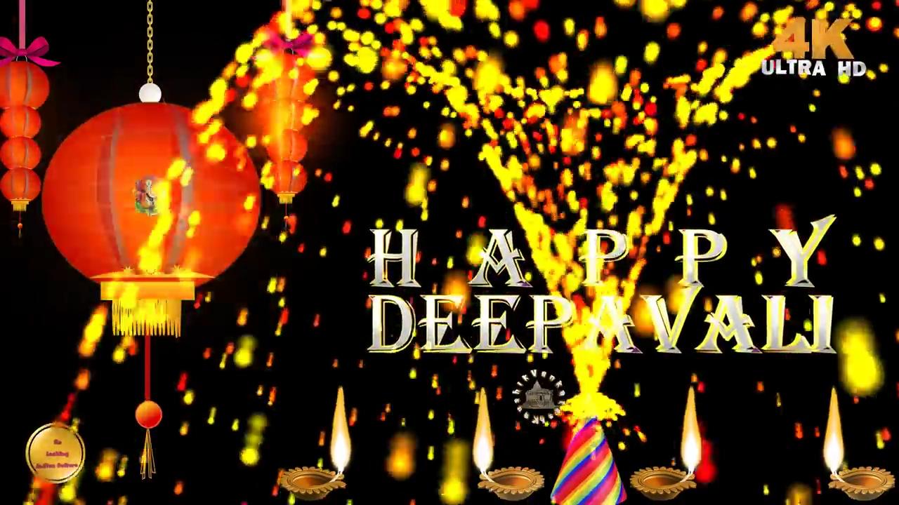 Greetings Image for festival of Lights (Deepavali)