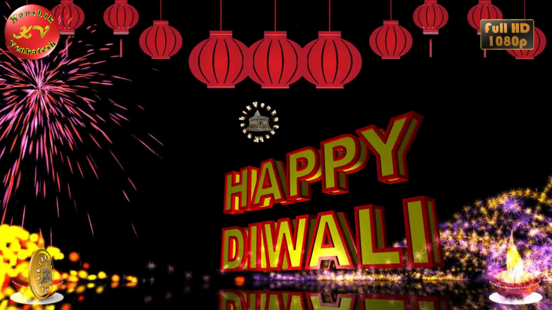 Image of Happy Diwali Wishes Video