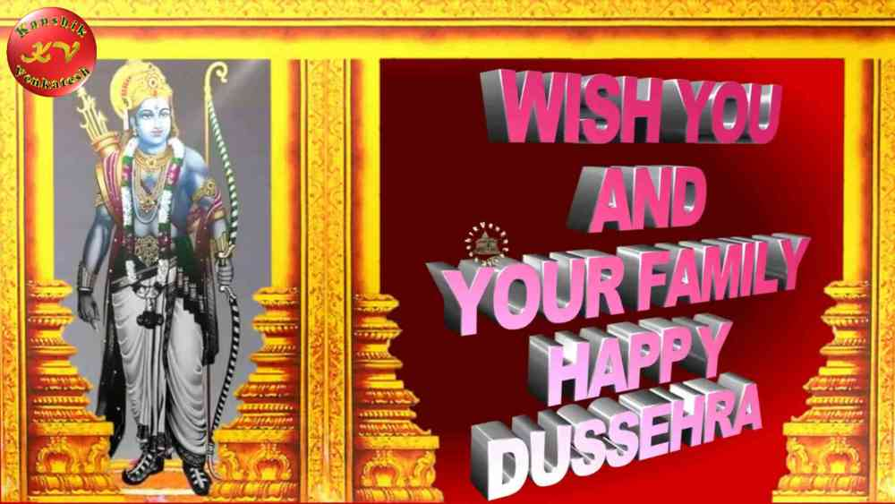 Dussehra Wishes Images HD