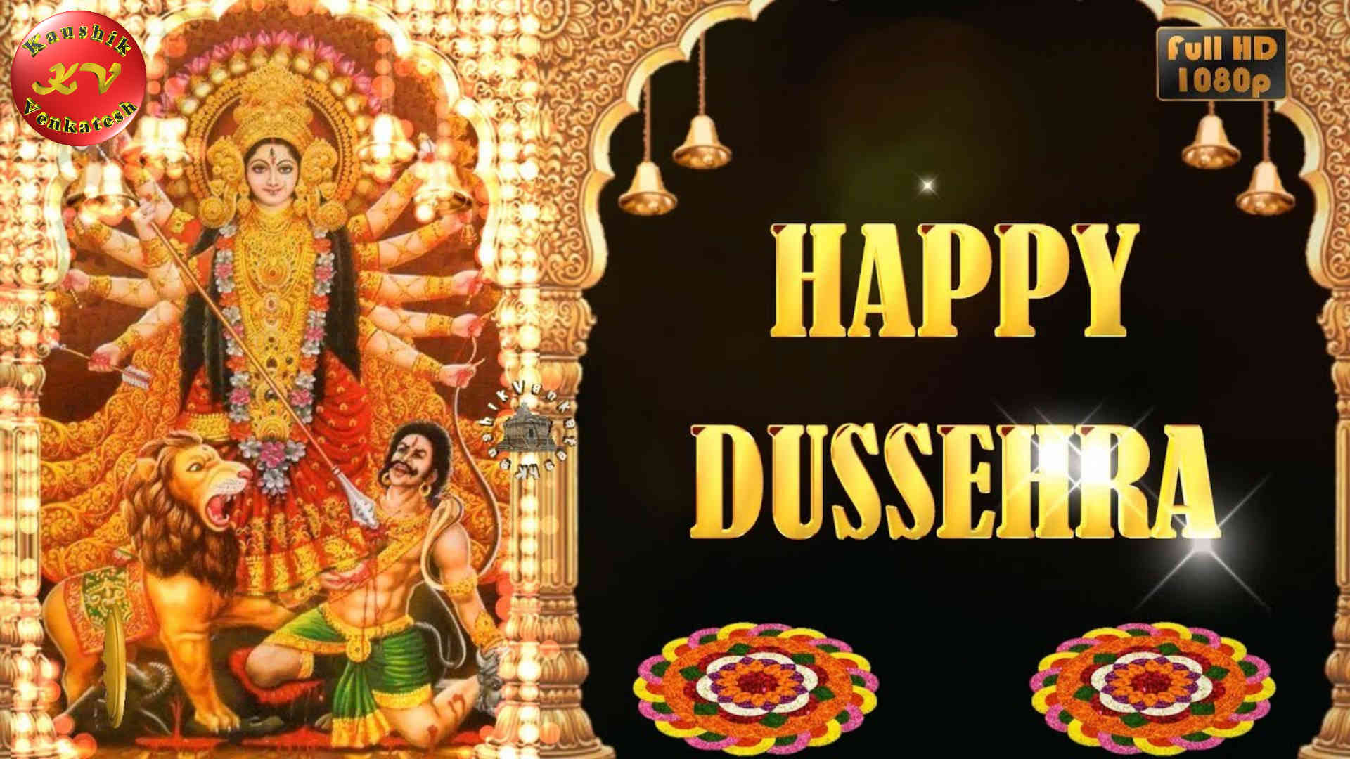 Happy Dussehra Wishes Video