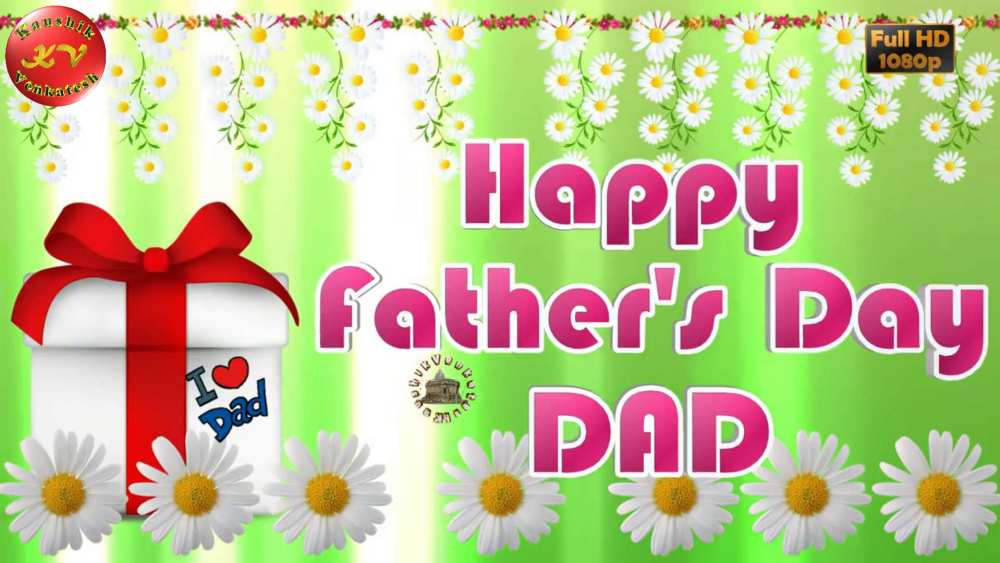 Fathers Day Wishes Video