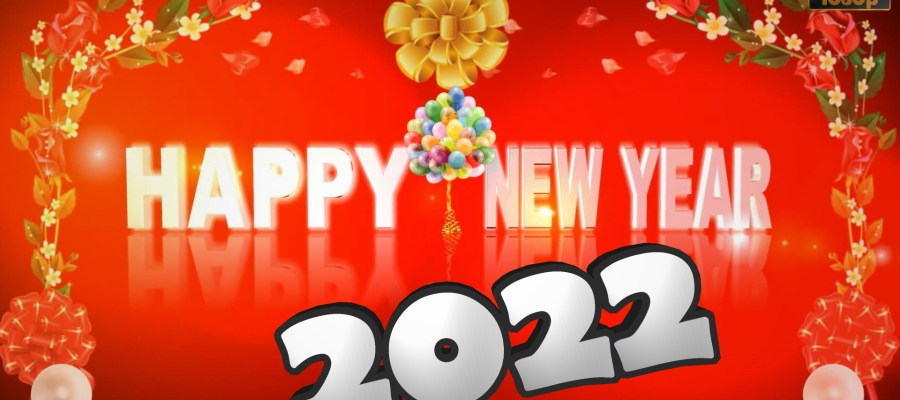 Image of Happy New Year 2022 Wishes Video