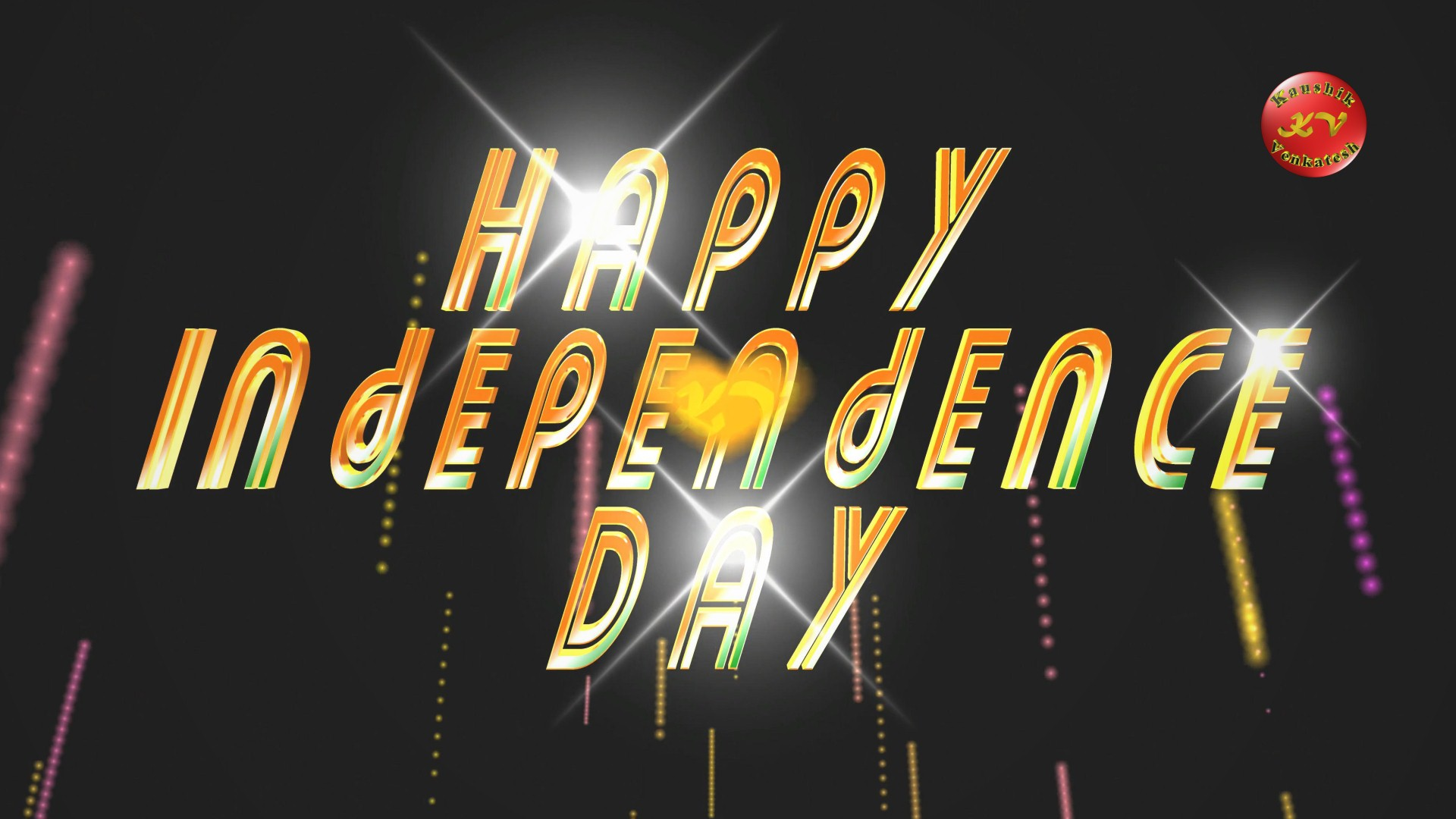 Greetings for Independence Day Video
