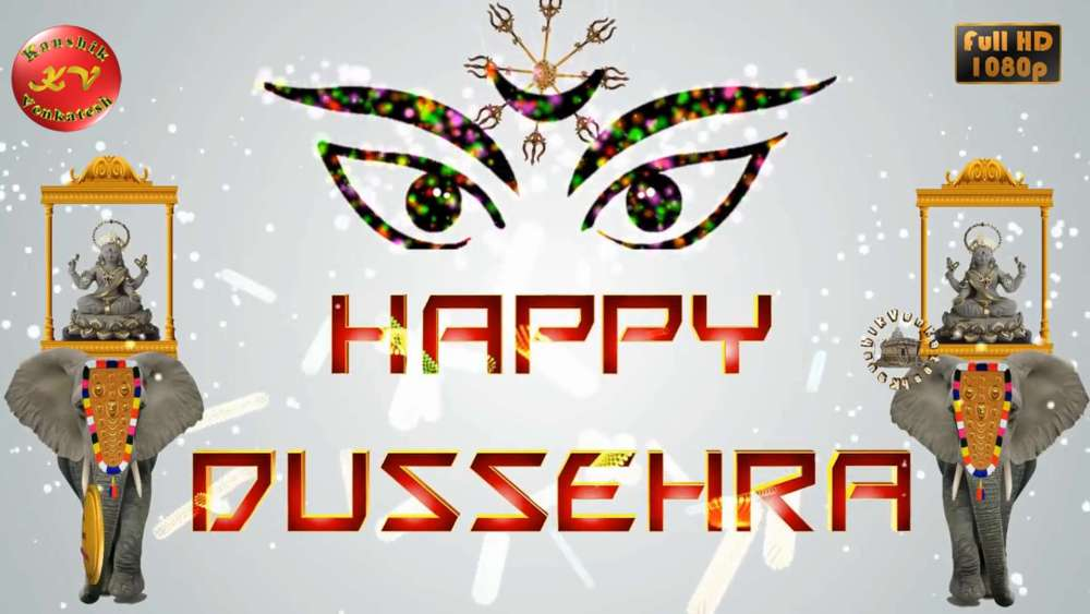 Happy Dussehra Whatsapp Status Images