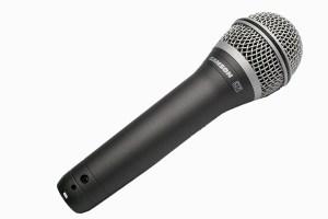 Unidirectional microphone