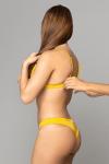 Tie-Me-Up Mustard-Gold-back-bikini-swimwear-trajedebano-swimsuit-kimkarsadhian-twopieces