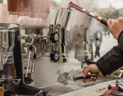 Kávičkovo - detail kávovar