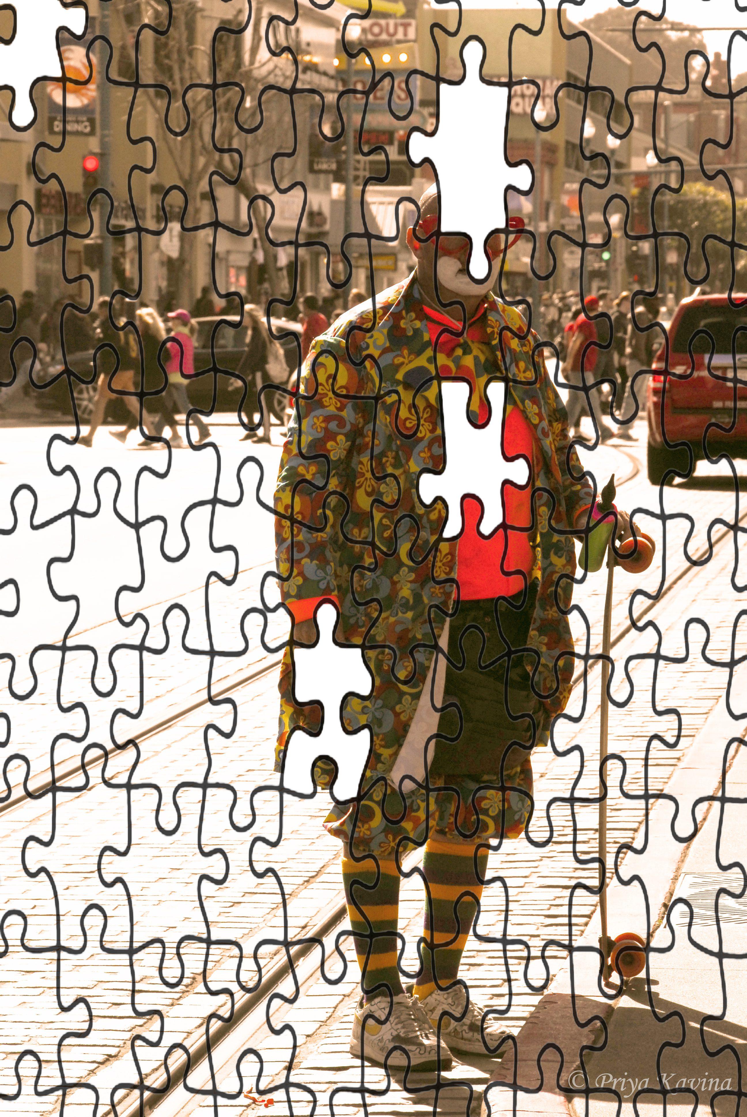 Puzzle Piece Unity