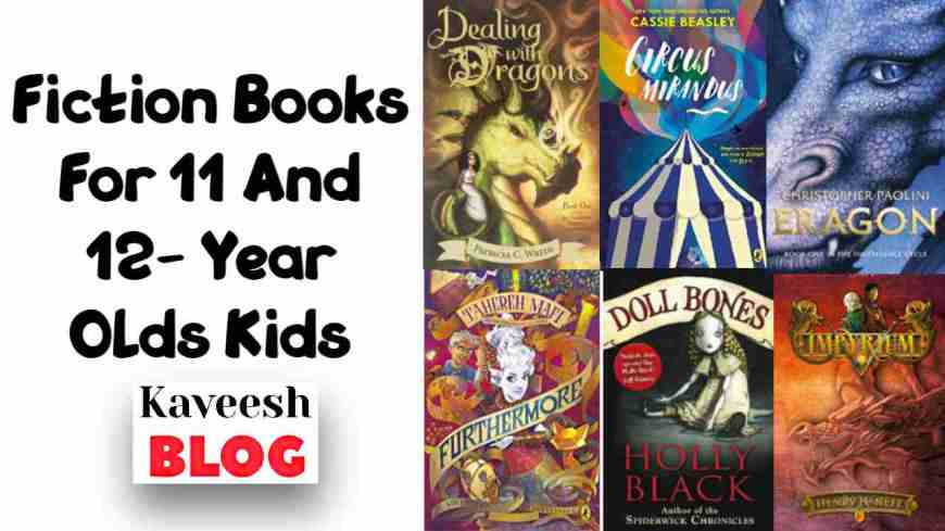 -Fiction Books For 11 And 12- Year Olds Kids