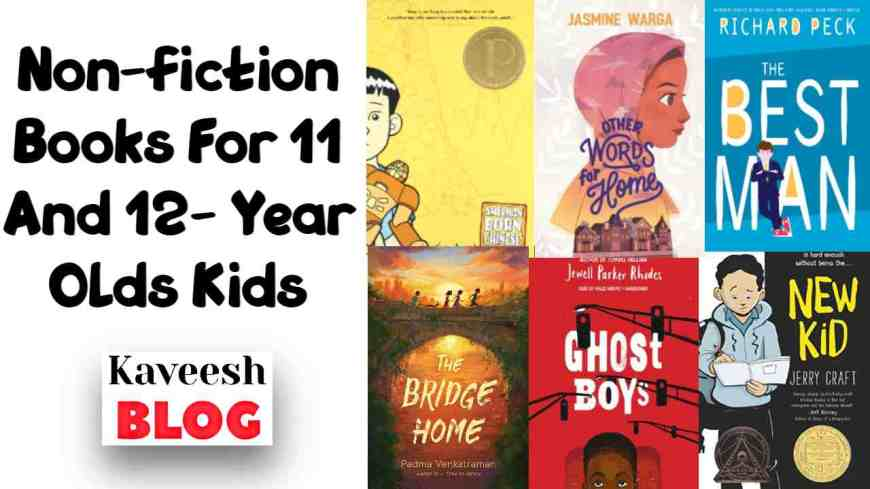 Fiction Books For 11 And 12- Year Olds Kids