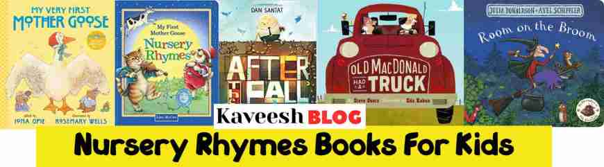 Nursery Rhymes Books for kids-kaveesh.com