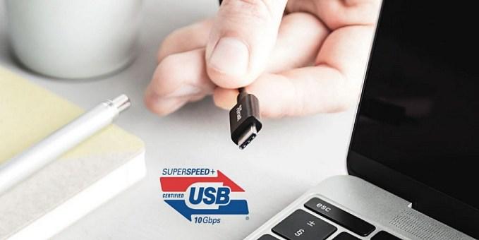 Trust USB-C csatlakozó