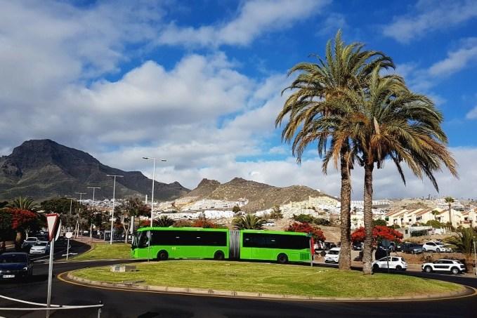 Tenerife Busz