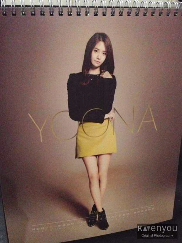SNSD-Seasons-Greetings-Calendar-2014- Yoona
