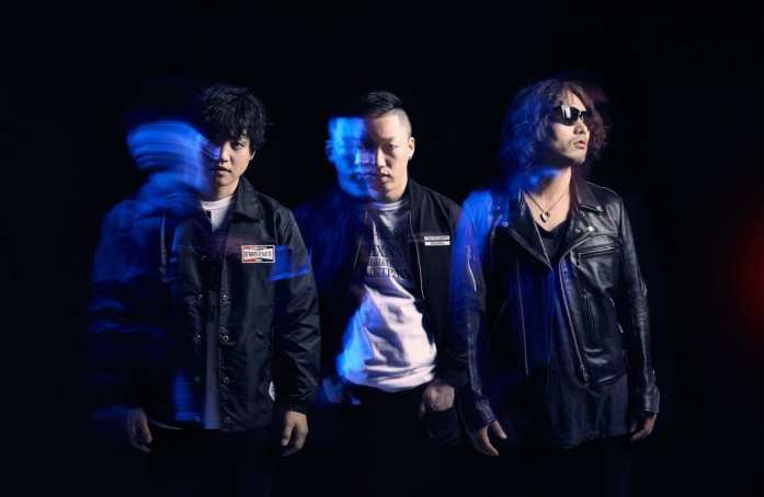 Korean rock group Galaxy Express