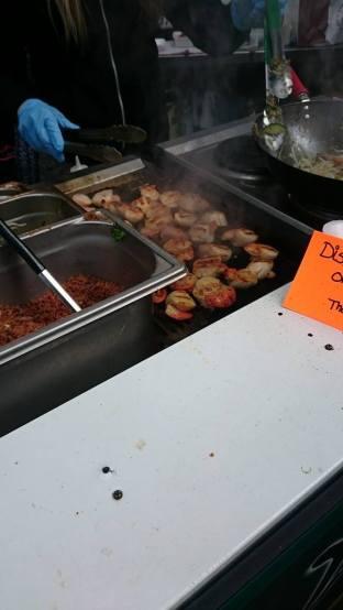 Borough Seafood Stall