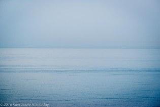 Hastings, UK, at Dawn. Such calmness.
