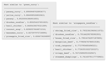 Easily Access Pre-trained Word Embeddings with Gensim