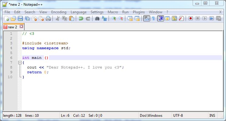 Tool: Why I need Notepad++ as a tester