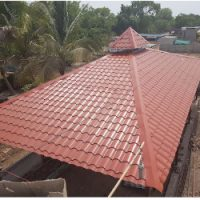 standing seam profile roofing sheets