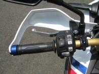新車バイク ホンダ CRF1000L アフリカツイン トリコロール ハンドル左側