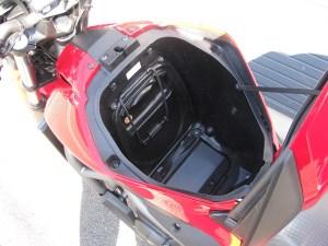 ホンダ NC700S レッド タンクボックス