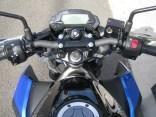 カワサキ Z250SL ブルー メーターパネル