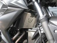 中古車 カワサキ Z250 ABS ブラック ラジエターコアガード
