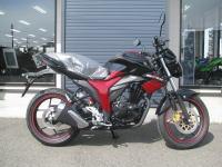 新車 スズキ ジクサー(150cc) レッド/ブラック