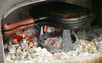 1.炉内に投入