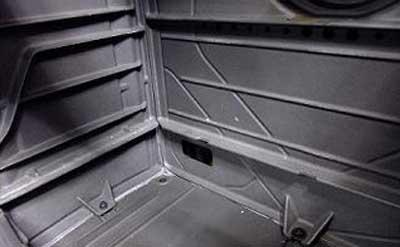 760CB/640CB灰受け部の穴