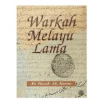 Warkah Melayu Lama
