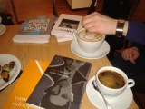 Kawa, Kafka i jeszcze raz kawa