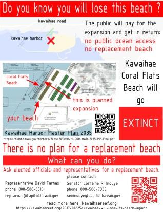 postcard to lose a beach
